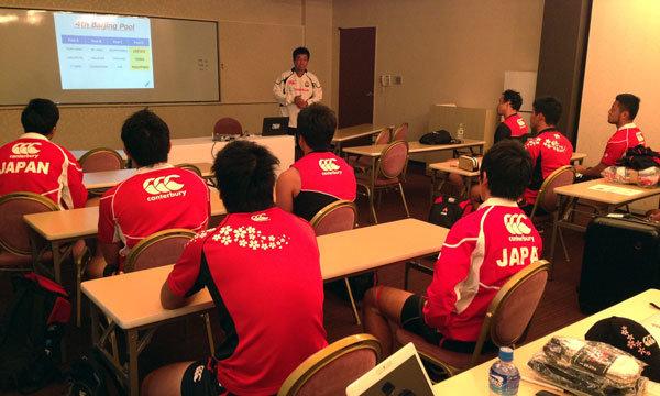 男子セブンズ日本代表「中国セブンズ」直前合宿レポート