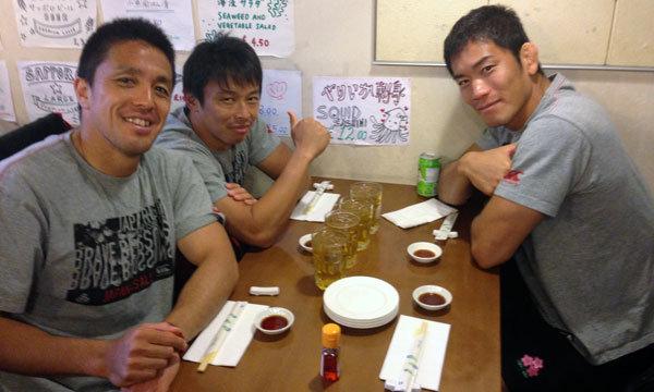 2015年度第1回男子セブンズ日本代表候補合宿