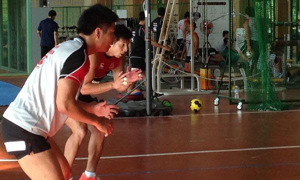2015年度第3回男子セブンズ日本代表候補合宿 レポート