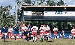 2000年7月 日本 vs サモア