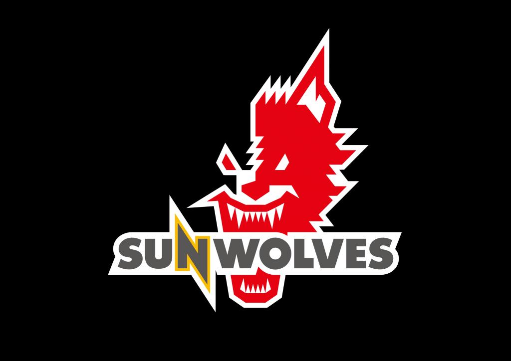 SR super rugby Sun Wolves logo