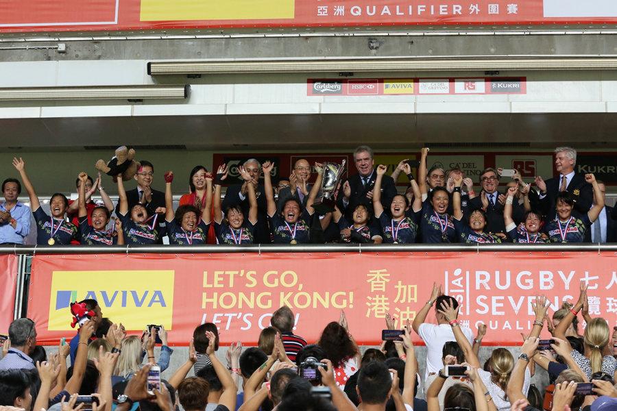 香港大会に続き東京でもアジアのライバルを抑えてサクラセブンズはリオ行き切符を獲得できるか