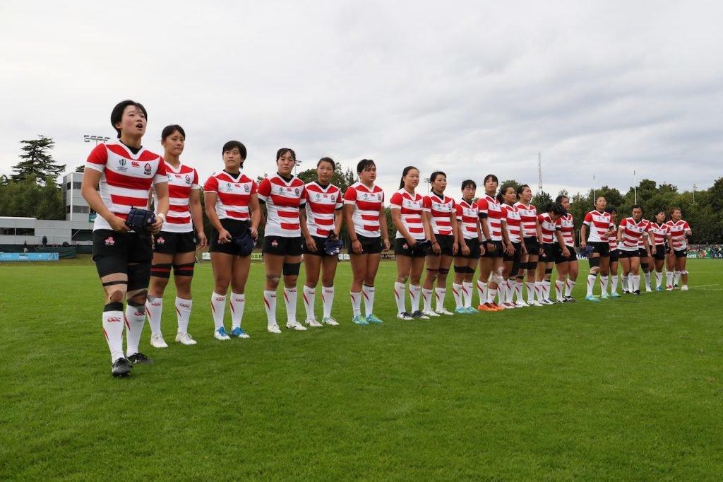 女子日本代表「女子ラグビーワー...
