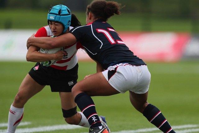 女子日本代表「女子ラグビーワールドカップ2017 アイルランド大会」 11位12位決定戦 女子香港代表戦 レビュー
