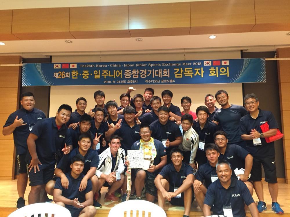 野澤コーチ、第3子のご誕生おめでとうございます