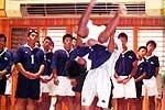 体力トレーニング