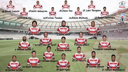 ニュース|15人制男子日本代表|日本ラグビーフットボール協会