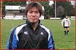 大田尾選手