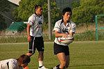 ルーマニア戦では途中出場でチームのリズムを変えた後藤選手