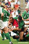 日本代表 vs アイルランド代表