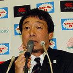 日本代表、萩本光威監督