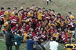 高校日本代表 vs オーストラリア高校代表