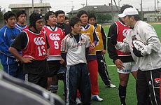 U19日本代表候補 第一次強化合宿