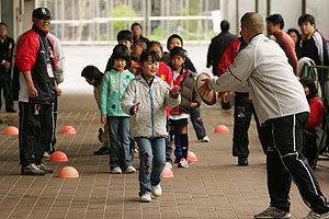 みんなでボールで遊ぼう!(4月16日)