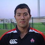 """佐藤貴志:フィニッシャーに良い球を供給出来る様に、沢山チャンス・メイク出来る走りを魅せたいと思います!そして、""""金!!"""""""