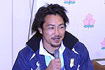 最優秀選手の竹山選手