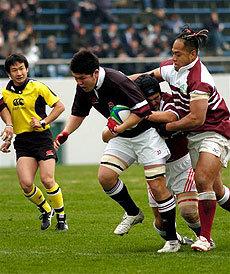 三地域対抗試合 マッチ&会見リポート(関西代表 28-24 九州代表)|日本 ...