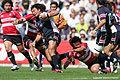 日本代表 73-3 香港代表