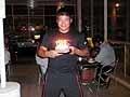 この日、29歳の誕生日を迎えた山本(正)選手