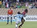 アルゼンチン戦:GOペリー!!