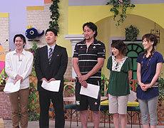 BSNテレビ生出演!