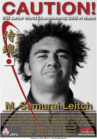 Michael Leitch