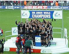 初代チャンピオン NZ