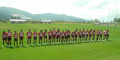 高校日本代表 5-54 U18フランス代表
