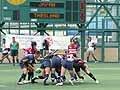 女子7人制日本代表は第2戦でタイ代表と対戦し、惜敗