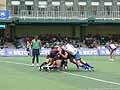 男子7人制日本代表は1日目、2戦とも完勝し、プール1位通過