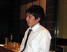 成田秀悦選手(サントリーサンゴリアス)のスピーチ
