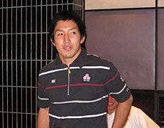 長野直樹選手(関西学院大学)のセブンズにかける想いも熱い