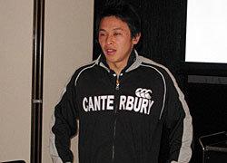 鈴木キャプテンからも気持ちの入ったメッセージが伝えられました