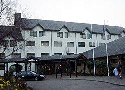 今回宿泊するCopthorne Hotel