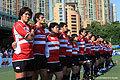 香港代表 6-59 日本代表