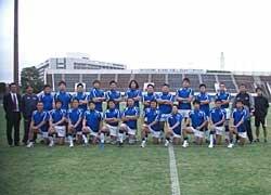 関東代表 31-67 イングランド州選抜