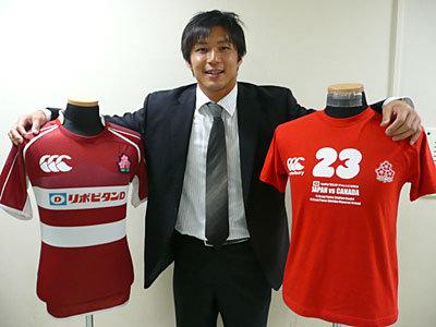 日本代表スコッド 平浩二選手