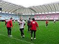 多くの選手が好きなスタジアムというユアテックスタジアム仙台