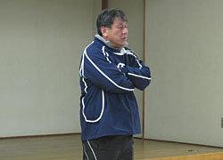 森長コーチよりマッチの講評