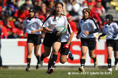 U23女子7人制日本代表セレクションマッチ