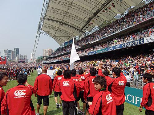 「IRBセブンズ 香港大会」7人制日本代表リポート