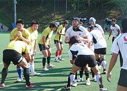 流経大 vs U20