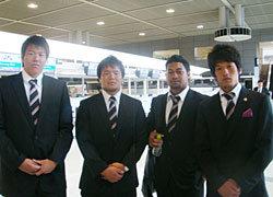 現U20日本代表に続け U20代表経験者たち
