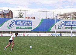 U20日本代表モスクワリポート