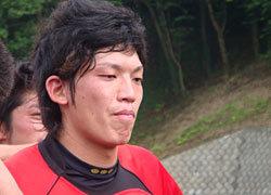 昨年のU20代表の中心選手 高井選手