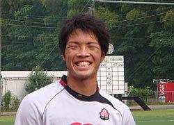 まだまだ固いが時折笑顔も 筑波大学 園中選手