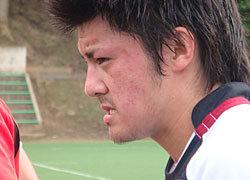 チームに馴染んできた? 関東学院大学 荒牧選手