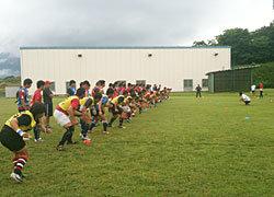 関東ブロックU17トレーニングキャンプ