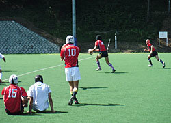 中学生練習試合