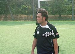 萩野トレーナー
